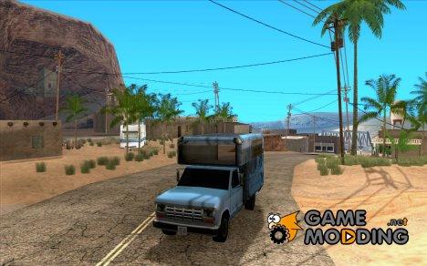 New Benson for GTA San Andreas