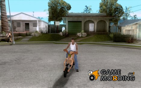 Spurtster for GTA San Andreas