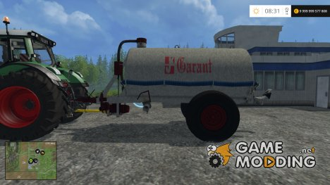 Kotte VE 7000 v1.0 для Farming Simulator 2015