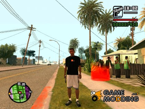 Mix Save for GTA San Andreas