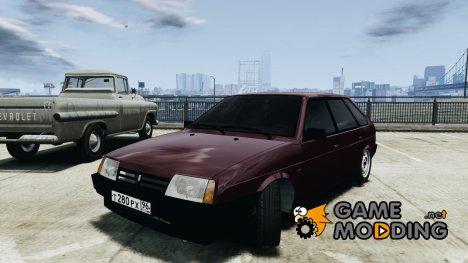 ВАЗ 2109 for GTA 4