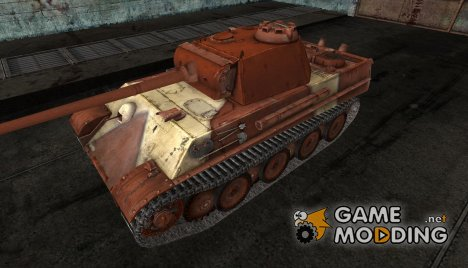 PzKpfw V Panther 22 for World of Tanks