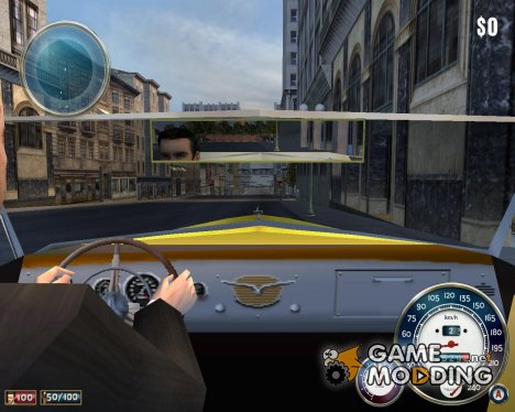 Rear View Mirror для Mafia: The City of Lost Heaven