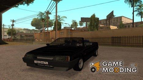 ВАЗ 21099 Кабриолет для GTA San Andreas