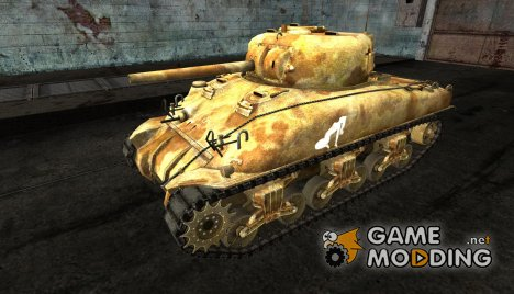 M4 Sherman 3 для World of Tanks