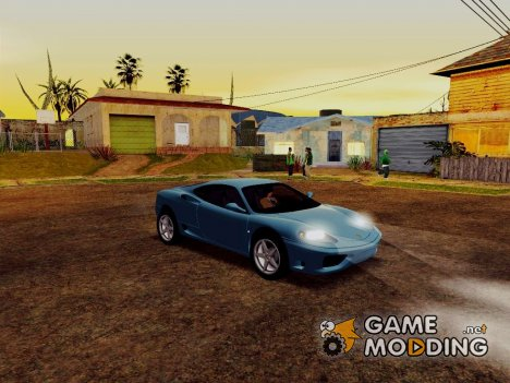 Cars Pack from Turn 00 на GTA San Andreas