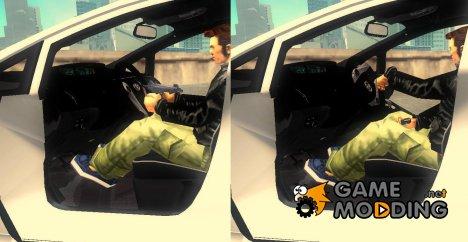 Руль for GTA 3