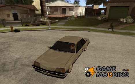 Chevrolet Monza SLE 2.0 for GTA San Andreas