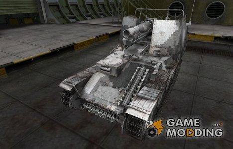 Камуфлированный скин для Grille for World of Tanks