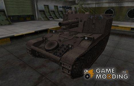 Перекрашенный французкий скин для AMX 13 105 AM mle. 50 для World of Tanks