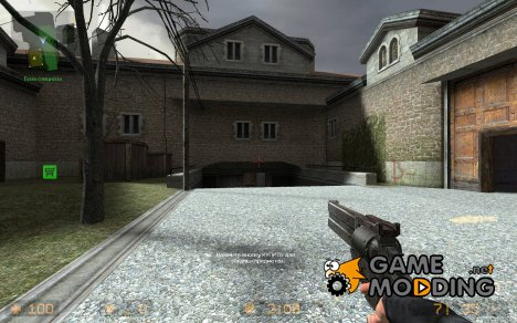 Teh Snake's Trigun для Counter-Strike Source