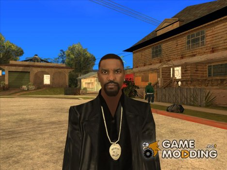 Alonzo from Training Day для GTA San Andreas