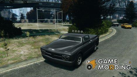Slamvan for GTA 4