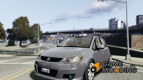 Suzuki SX4 Sport Back for GTA 4