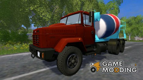 КрАЗ 6233R6 for Farming Simulator 2015