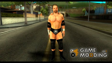 Triple H from Smackdown Vs Raw for GTA San Andreas