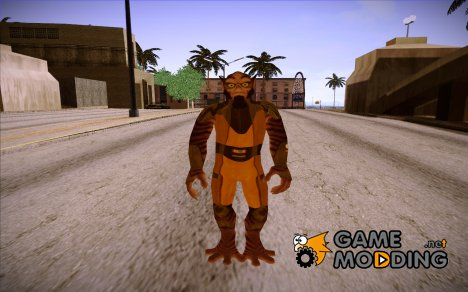 Star Wars Rebels Zeb для GTA San Andreas
