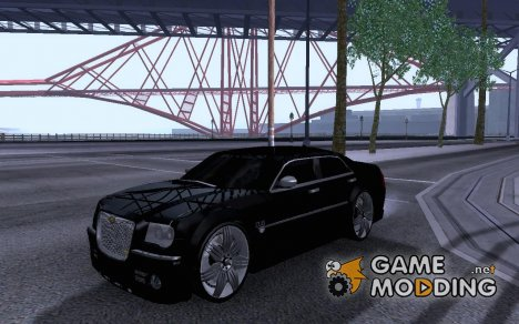 Chrysler 300c DUB EDITION для GTA San Andreas