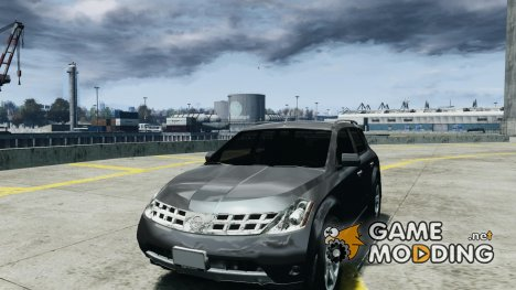 Nissan Murano Ti Z50 для GTA 4
