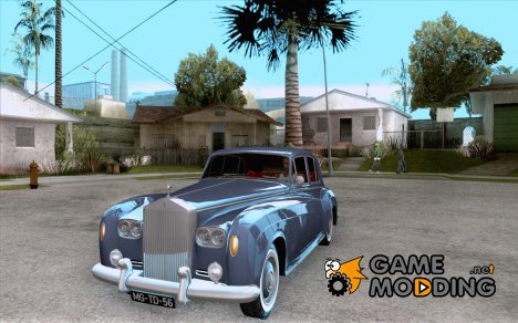 Rolls Royce Silver Cloud III for GTA San Andreas