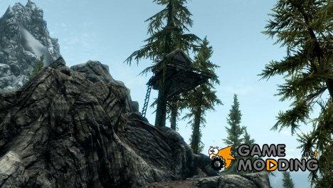 Дом на дереве для TES V Skyrim