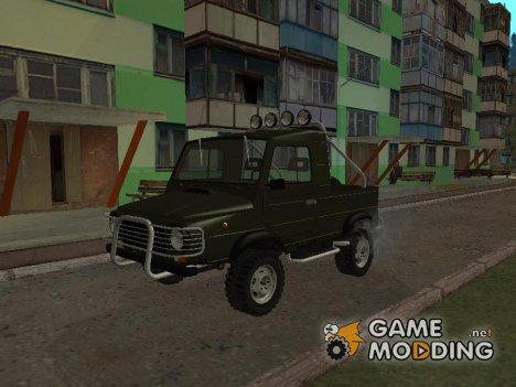 Луаз 969М Внедорожник для GTA San Andreas