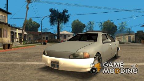 GTA 3 Kuruma SA styleV2 for GTA San Andreas