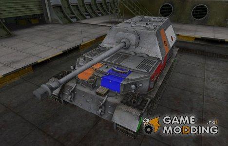 Качественный скин для Ferdinand для World of Tanks