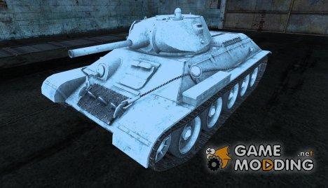 T-34 cheszch for World of Tanks