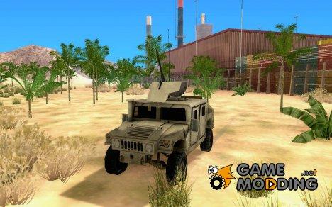 Hummer H1 Irak для GTA San Andreas
