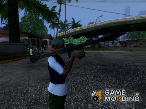 RPG-7B2 из Battlefield 3 for GTA San Andreas