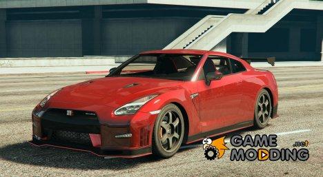2015 Nissan GTR Nismo для GTA 5