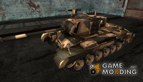 M46 Patton 2 for World of Tanks