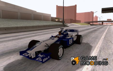 BMW Williams F1 для GTA San Andreas