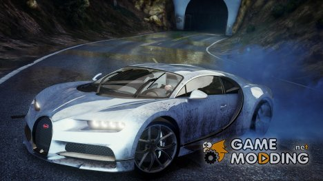 2017 Bugatti Chiron 1.5 for GTA 5