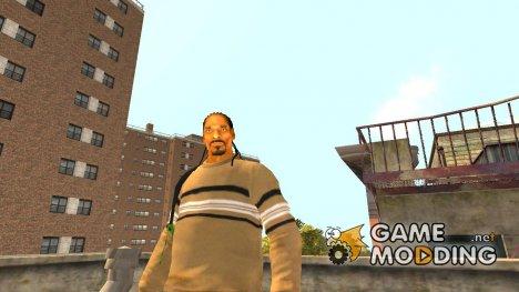 Снуп Дог for GTA 4