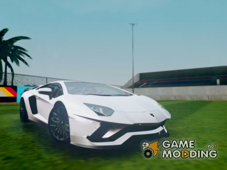 2018 Lamborghini Aventador S LP740-4 for GTA San Andreas