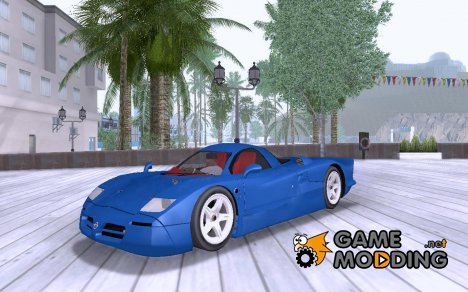 Nissan R390 Road Car v1.0 for GTA San Andreas