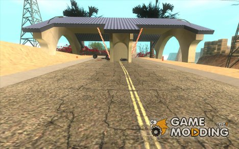 Modern Bone Country для GTA San Andreas
