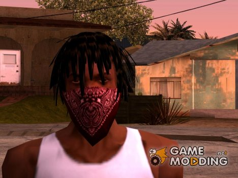 Chief Keef Dreads for GTA San Andreas