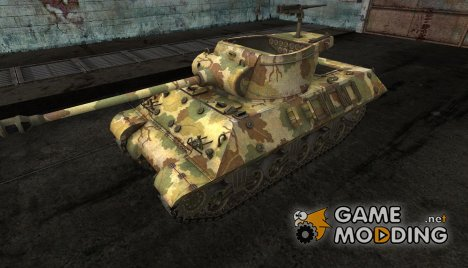 шкурка для M36 Slugger №16 для World of Tanks