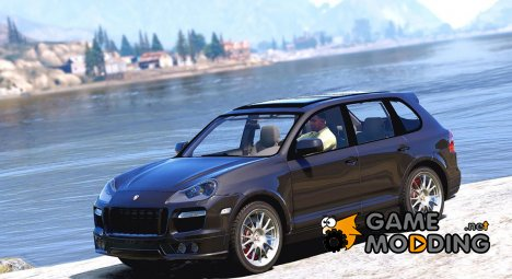 2010 Porsche Cayenne Turbo for GTA 5