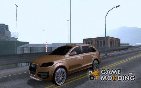 Audi Q7 VIP для GTA San Andreas