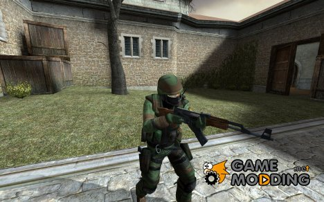 Canadian Special Operations для Counter-Strike Source