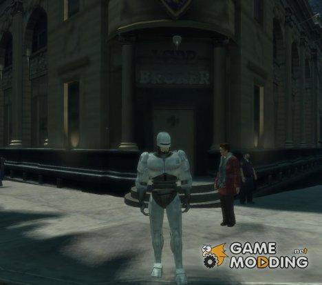 Скин Робокопа for GTA 4