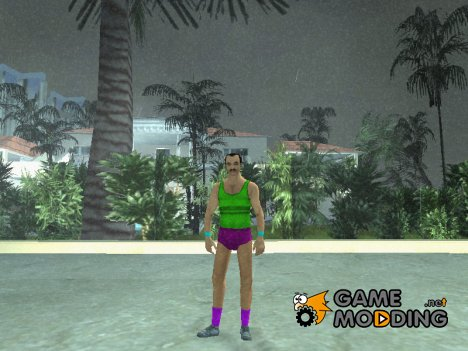 Бегун из Vice city stories for GTA San Andreas