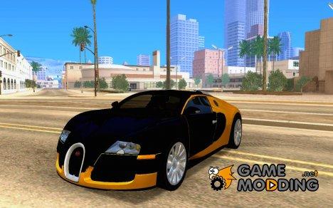 Bugatti Veyron taxi beta для GTA San Andreas