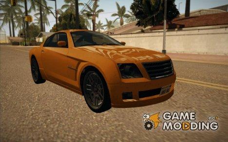 GTA V Schyster Fusilade для GTA San Andreas