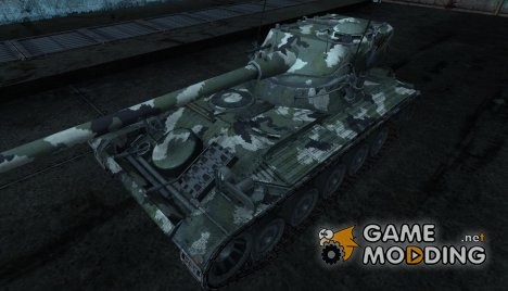 Шкурка для AMX 13 90 №28 for World of Tanks