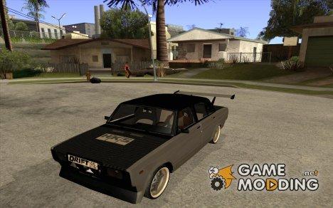 ВАЗ 2107 drift for GTA San Andreas